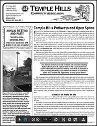 Newsletter - Winter 2015 (view issue)
